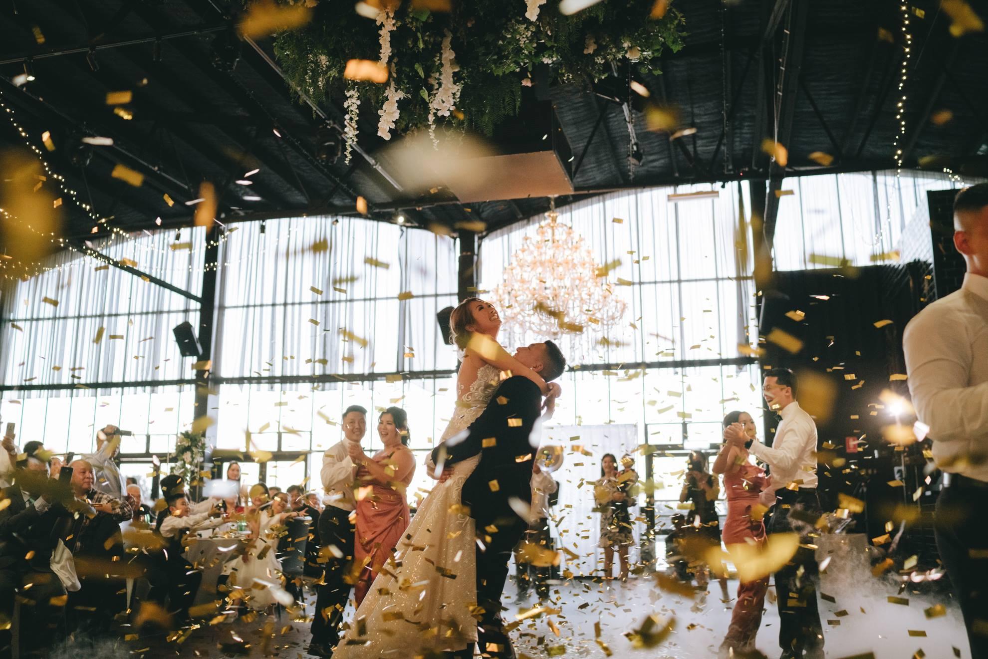 Albert Park S Premium Wedding Venue The Park